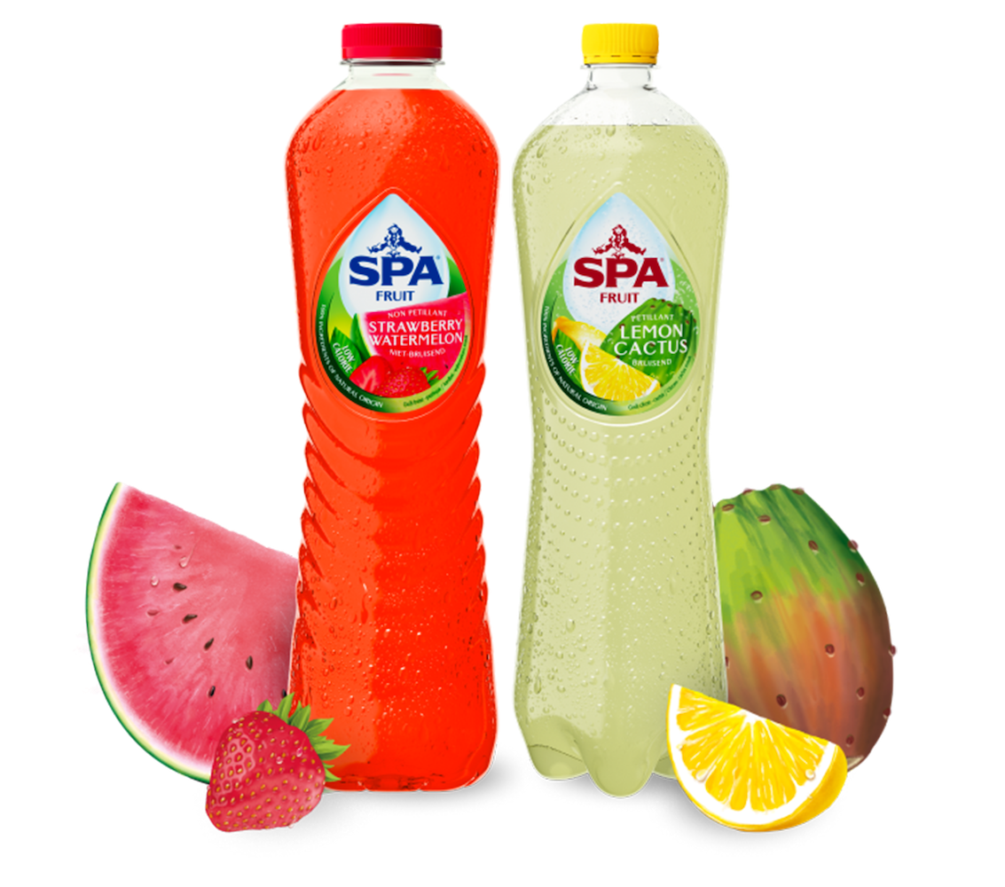 Spa Fruit limonades Image