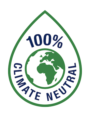 100% climate neutral
